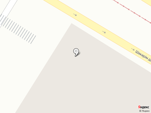 Нотариус Хамитов Б.С. на карте Усть-Каменогорска