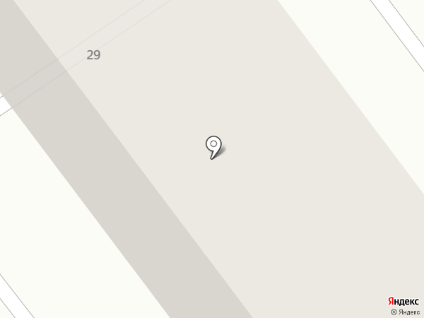 Старк на карте Усть-Каменогорска