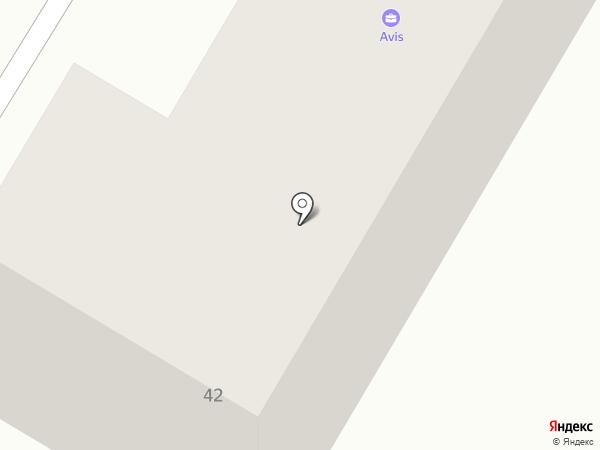 AVIS Logistics, ТОО на карте Усть-Каменогорска