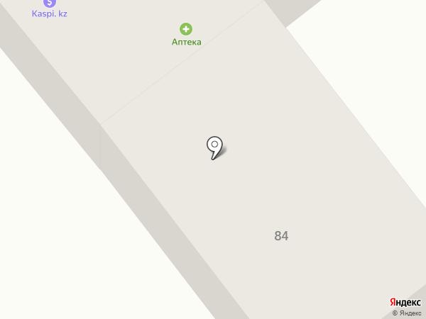 Сеть аптек на карте Усть-Каменогорска