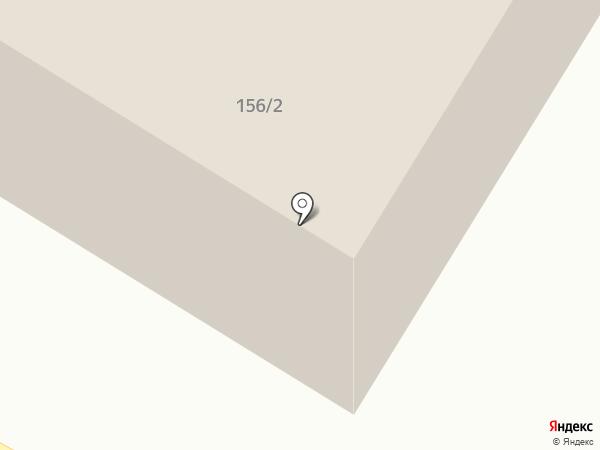 Сербиан на карте Усть-Каменогорска