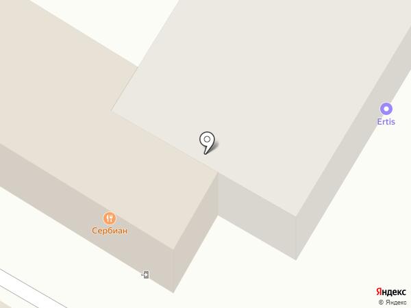 Семейная врачебная амбулатория №3 на карте Усть-Каменогорска