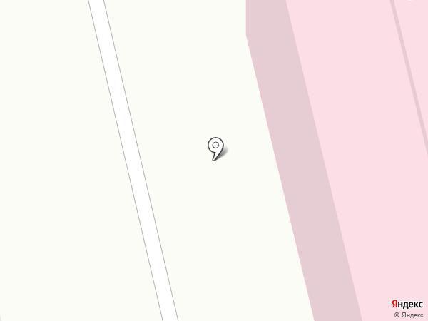 Городская больница №4 на карте Усть-Каменогорска