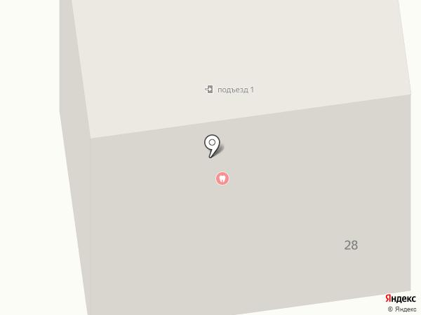 Vip Dentel Servis на карте Усть-Каменогорска