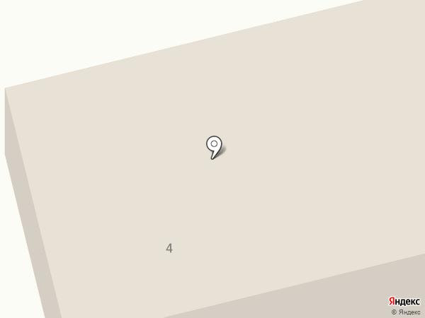 Поликлиника №1 Акимата г. Усть-Каменогорска на карте Усть-Каменогорска