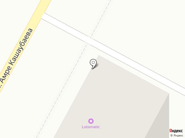 Malinari studio на карте Усть-Каменогорска