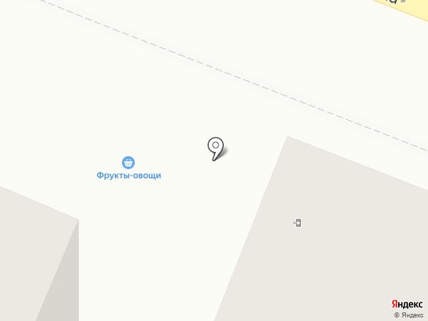 Лидия на карте Усть-Каменогорска