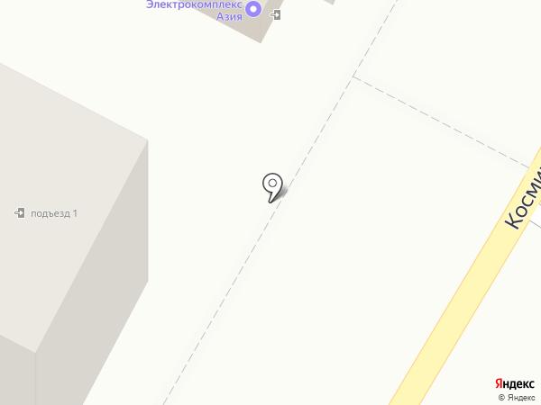 Магазин овощей и фруктов на проспекте Независимости на карте Усть-Каменогорска