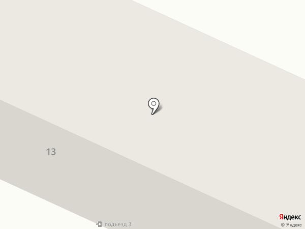 Творческая студия Виктора Калинина на карте Усть-Каменогорска