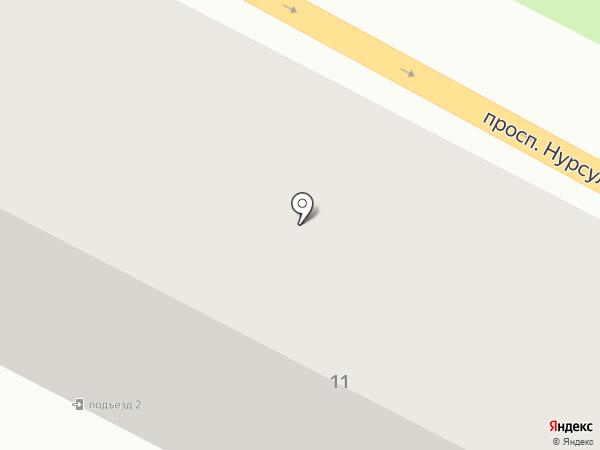 Тамила Плюс на карте Усть-Каменогорска