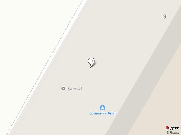 Восток-Мебель LTD, ТОО на карте Усть-Каменогорска