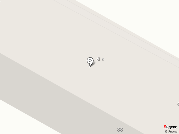 Вольвич на карте Усть-Каменогорска