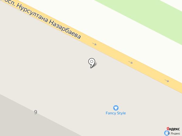 Фортшрит, ТОО на карте Усть-Каменогорска