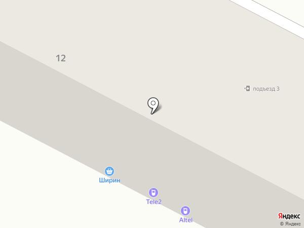 KEDDO на карте Усть-Каменогорска