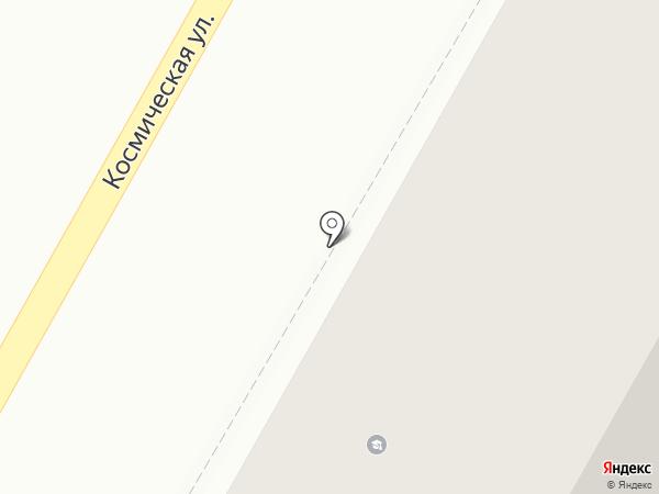 Мойдодыр на карте Усть-Каменогорска