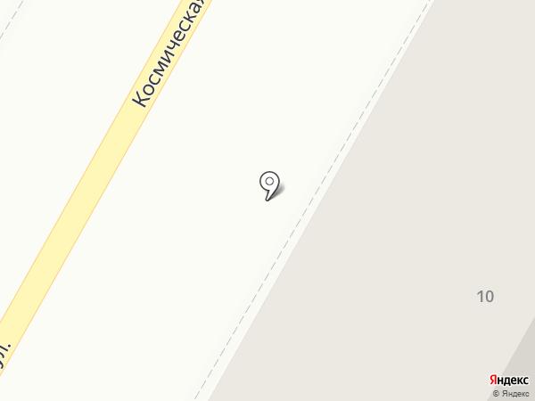 Судачок на карте Усть-Каменогорска