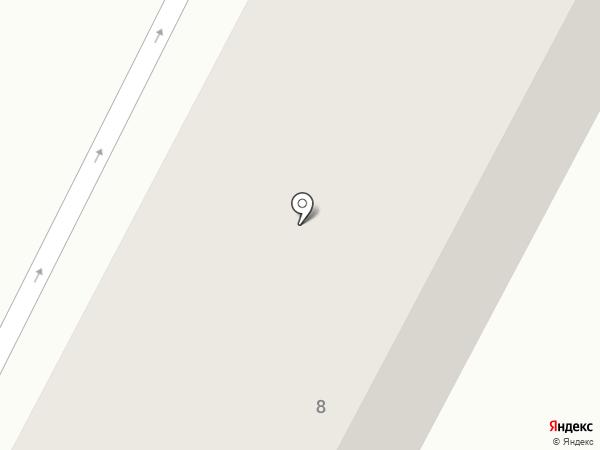 Сауле на карте Усть-Каменогорска