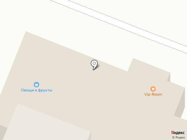 VIP-ROOM на карте Усть-Каменогорска