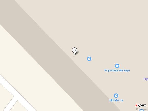 Інжу на карте Усть-Каменогорска