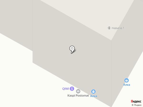 Mobistar на карте Усть-Каменогорска