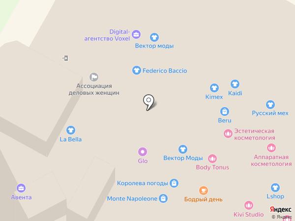 Jack & Jones на карте Усть-Каменогорска
