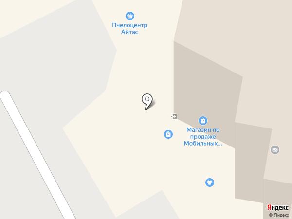 Студия ногтевого сервиса Елены Полтораниной на карте Усть-Каменогорска