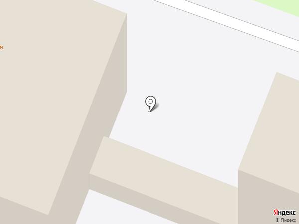 Общежитие на карте Усть-Каменогорска