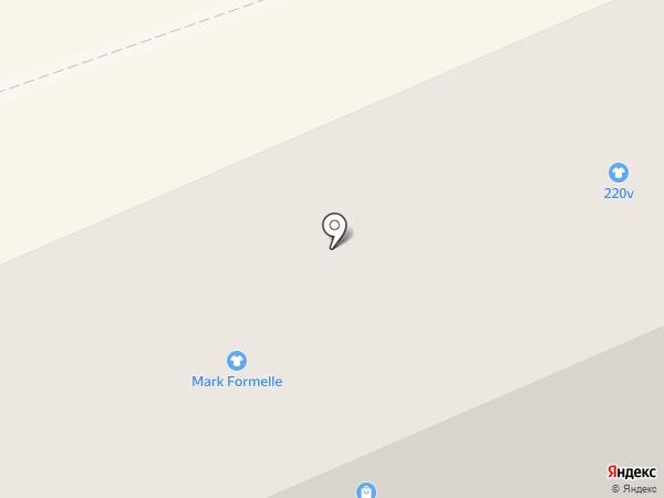 Милый дом на карте Усть-Каменогорска