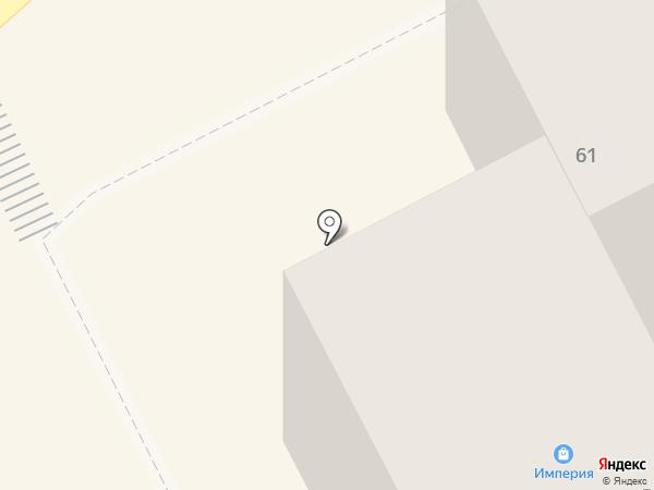 Дом серебра на карте Усть-Каменогорска