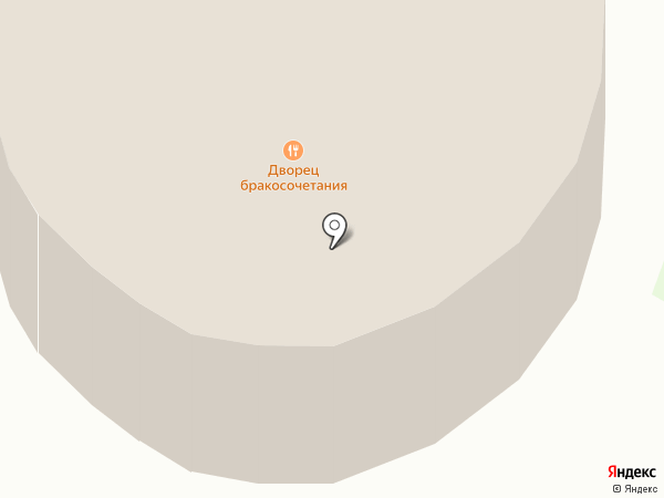 Дворец бракосочетания на карте Усть-Каменогорска