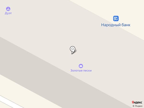 Юкка на карте Усть-Каменогорска