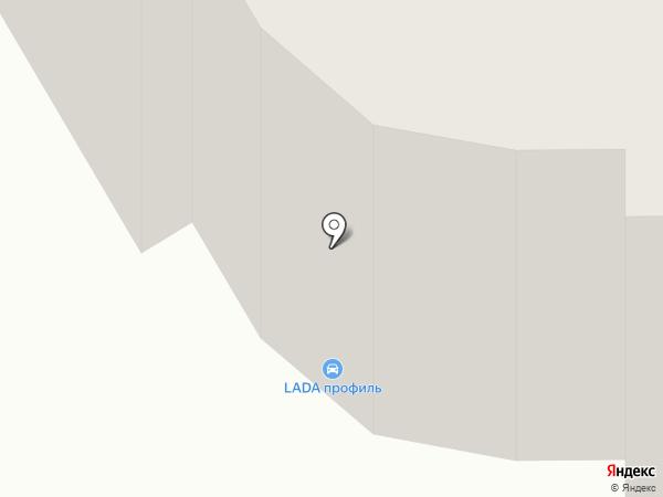 Lada профиль на карте Усть-Каменогорска