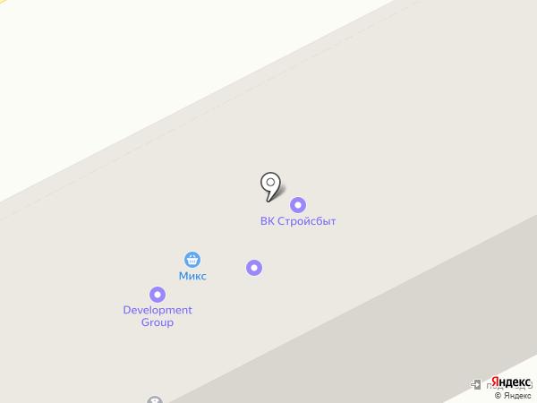Автомиг на карте Усть-Каменогорска