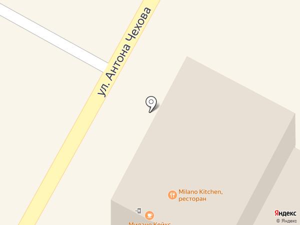 Kirov Spa на карте Усть-Каменогорска
