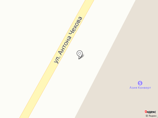 Skavr на карте Усть-Каменогорска