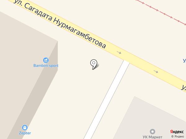 М-Валют, ТОО на карте Усть-Каменогорска