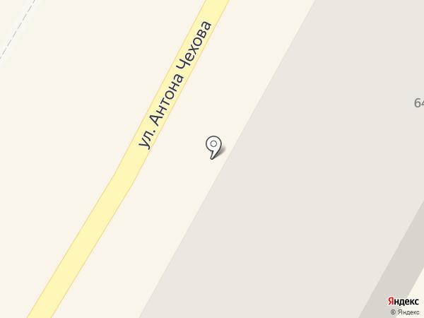 SOVA на карте Усть-Каменогорска