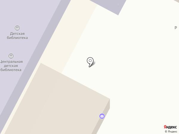 Новый Дом на карте Усть-Каменогорска