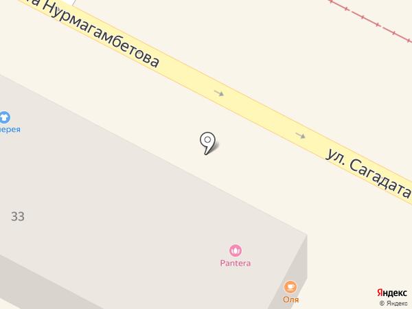 NILFISK на карте Усть-Каменогорска