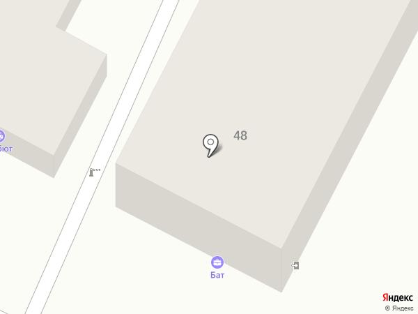 БАТ, ТОО на карте Усть-Каменогорска