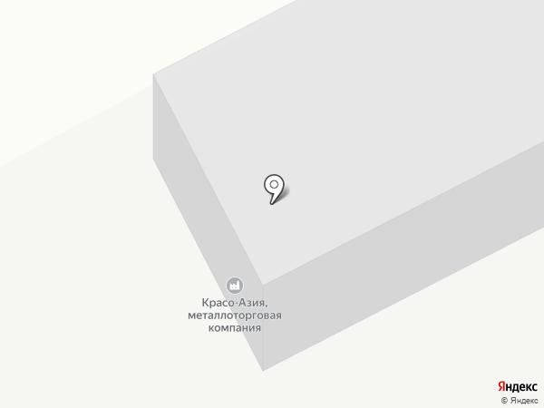 Рейлвейтранс, ТОО на карте Усть-Каменогорска