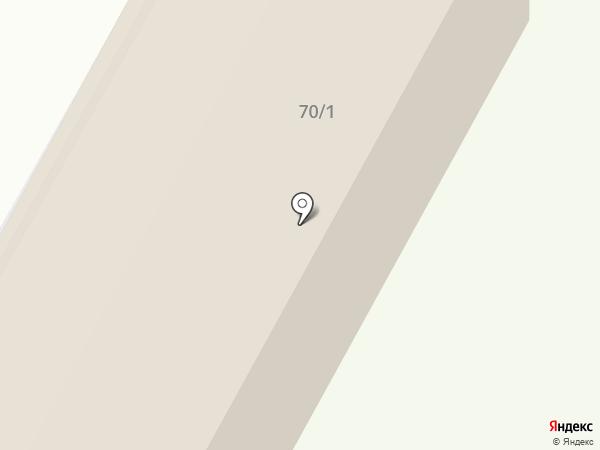 Восточно-Казахстанская областная специализированная ДЮСШ олимпийского резерва по футболу на карте Усть-Каменогорска