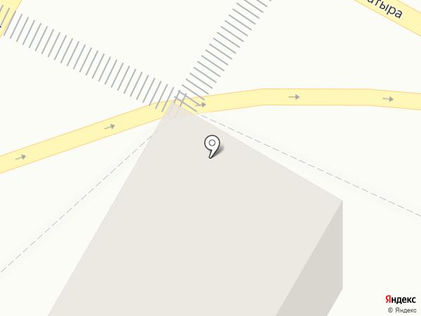 Нотариус Мунусов Р.М. на карте Усть-Каменогорска