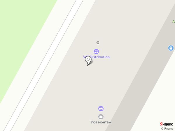 Донер на карте Усть-Каменогорска