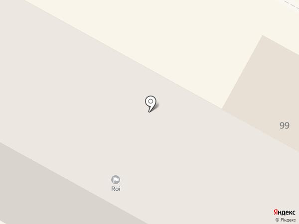 Свадебный салон на карте Усть-Каменогорска