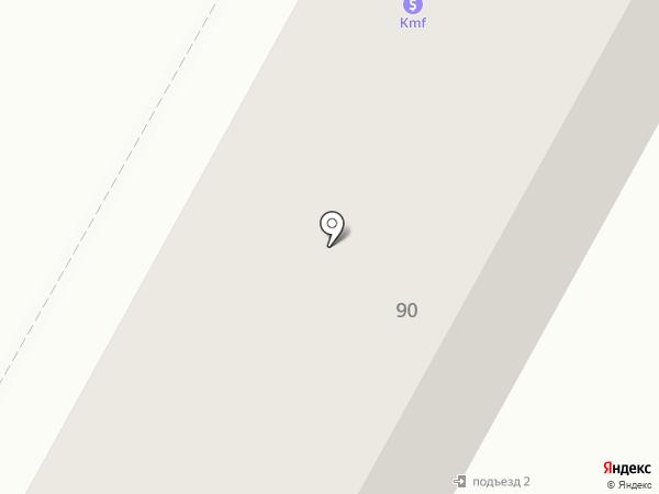 Караша на карте Усть-Каменогорска
