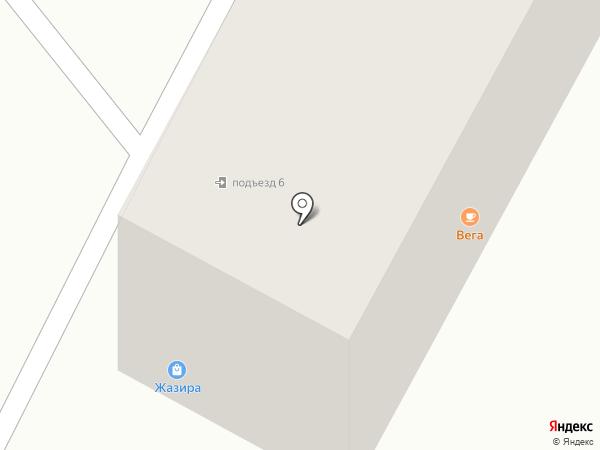 Гранитная мастерская на карте Усть-Каменогорска