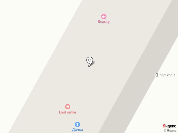 Баку на карте Усть-Каменогорска