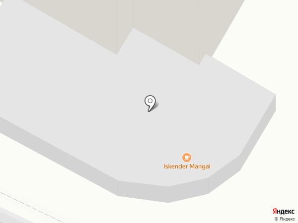 Iskender Mangal на карте Усть-Каменогорска