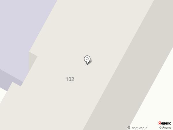 Ассоциация преподавателей немецкого языка г. Усть-Каменогорска на карте Усть-Каменогорска